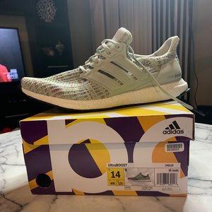 Adidas Ultraboost 4.0 Grey Multicolor Shoe